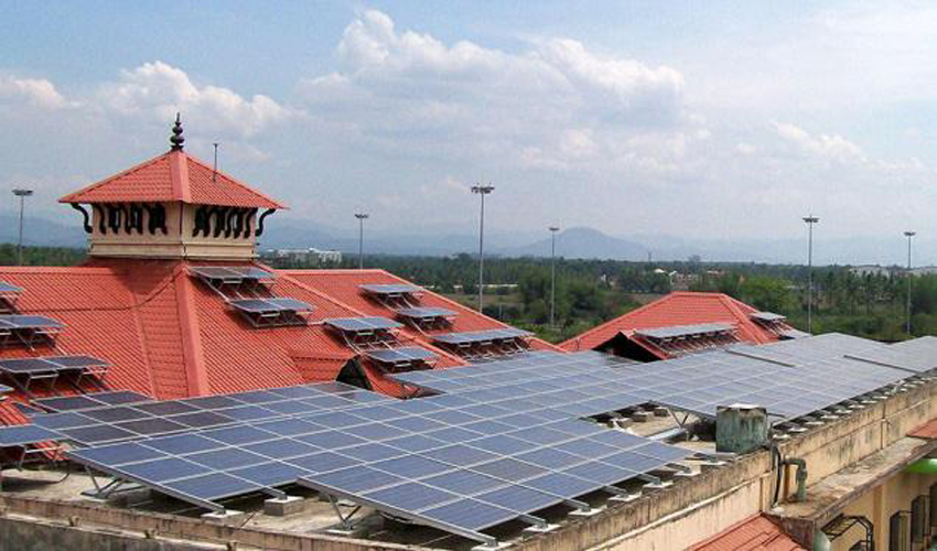 CIAL Twofold Solar Energy Capacity