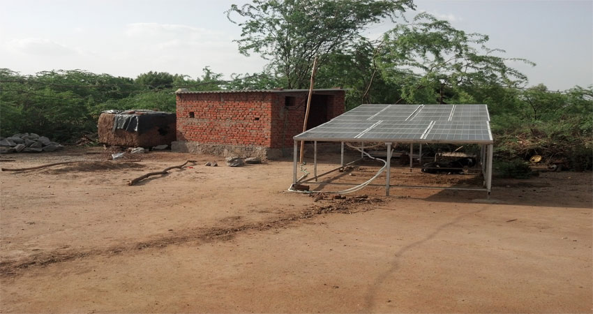 Bengal-to-Flaunt-its-First-Solar-Powered-Village