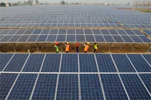 India, Japan and Taiwan Join Forces to Yield Solar Power in A.P at Record-Low Levy