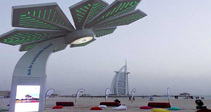 Solar Power in Dubai