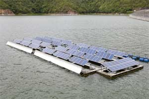 Solar Power Plant to Float at KSEB
