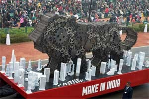 "Speculation of $120bn From Different Companies  – ""Make in India"""