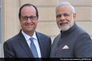 India, France Jaws on Solar Energy Alliance