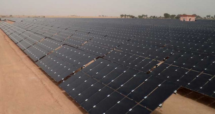 U.P Solar Auction Goes to Adani Power and Azure Power