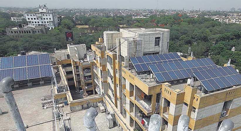 Rooftop Solar Units