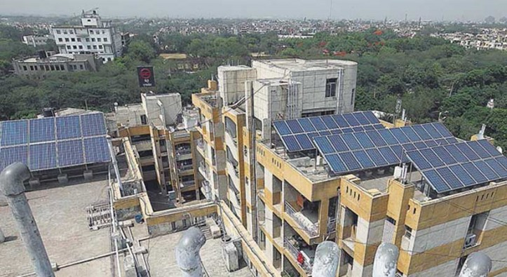 Rooftop Solar Units Must for Households in Mysuru City