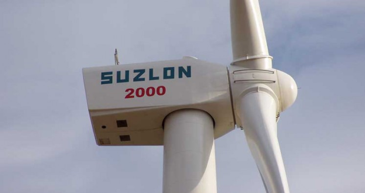 Suzlon Retains Top Position Among Wind Equipment Manufacturers in India