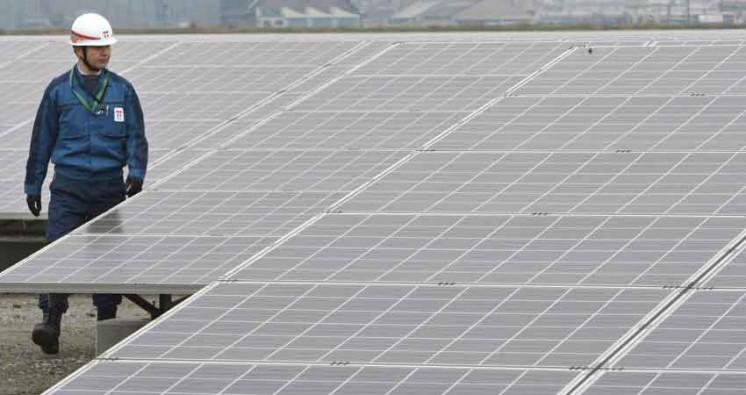 Tri Solar announces the Shipment of PV Modules for Japan Mega Plant