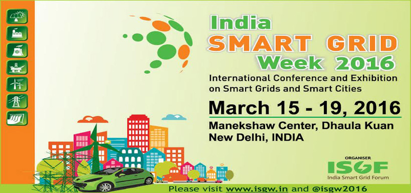 2nd India Smart Grid Week