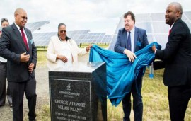 ACSA opens first solar-powered airport in Western Cape