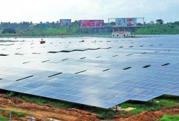 Solar Power Units of CIAL to Come Up in Indian Railways