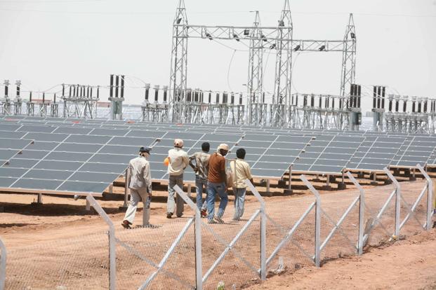 Incentives Scheme for Solar Power Plants