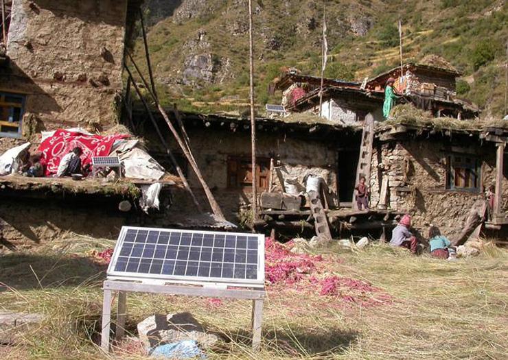 Kyocera Rebuild Nepal