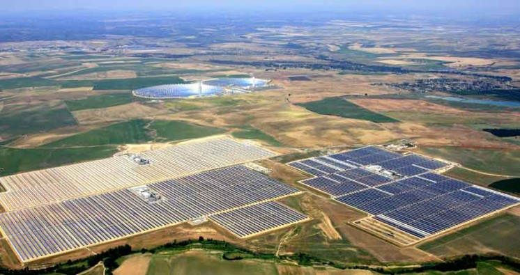 Morocco Launches a Massive Solar Plant