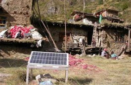 Kyocera Rebuild Nepal's Earthquake Regions with Solar Power Generation Systems