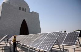 Pakistan Parliament to completely run on sun