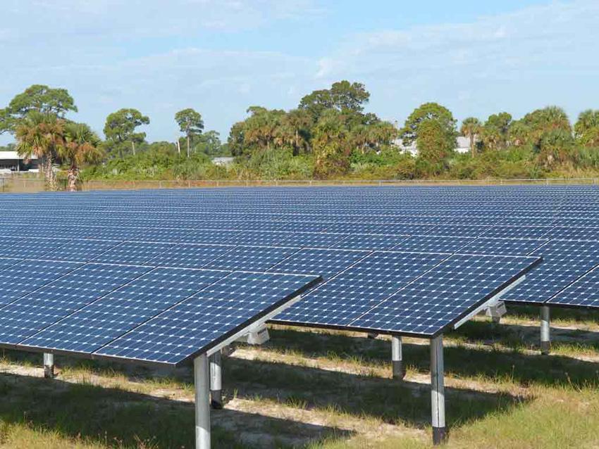Pilot Basis Solar Plant