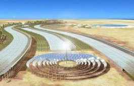World's Largest Solar Power Plant Operational in Morocco