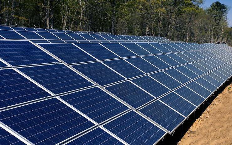 Solar Power Park Project