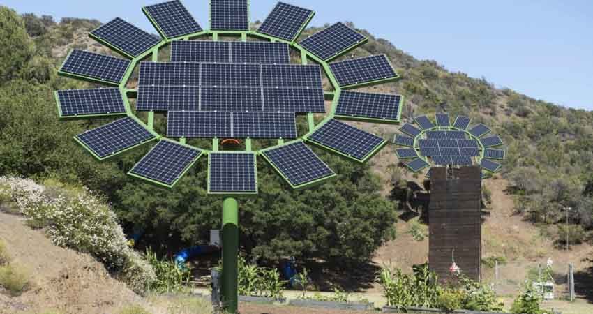 Solar Power Park in Himachal
