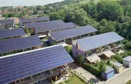 Solar City to Generate Solar Power with Tesla's Electric Car Batteries at Night