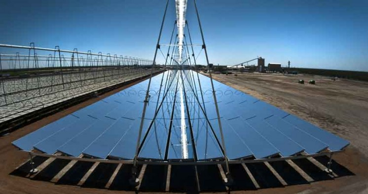 CSE Claims about the Lack of Interest in Solar Thermal of India