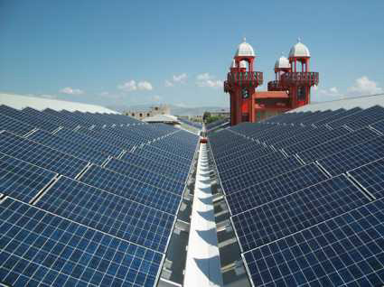 Solar to operate the complete Vizag