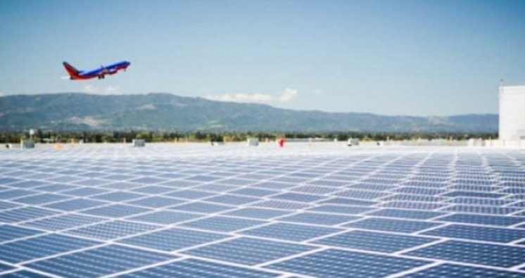 Trichy Air Terminal to be Solar Powered