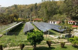 MNRE Endorsed a Scheme to Erect 50MW Solar Plants for People Eye