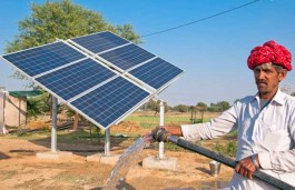 American financial institution to allocate $421 million to India for solar, internet projects
