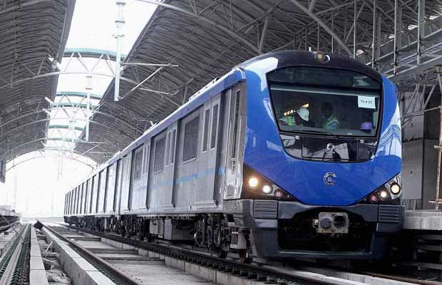 Chennai Metro Rail to have its first solar power generation facilities