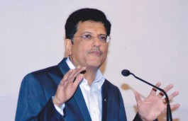 Piyush Goyal: India Should Aim for 50 percent Renewable Energy by 2030