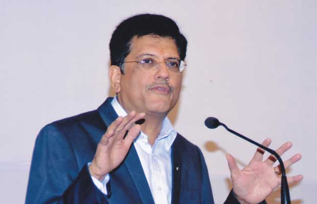 Coal New and Renewable Energy Piyush Goyal