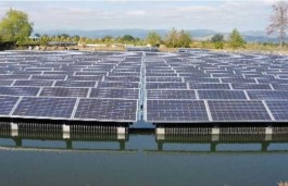 NTPC Issues Tender for 25 MW Floating Solar Project in Andhra Pradesh