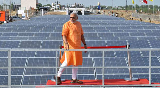 Government of India solar