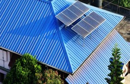 New Policy for Solar Panels in the Indian Railways
