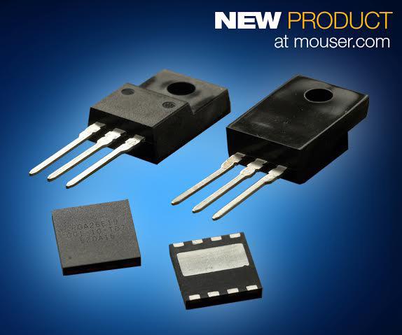 Mouser Electronics is stocking