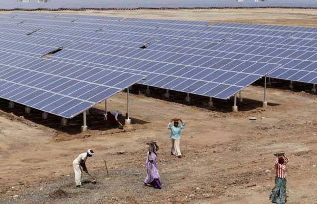 NTPC Civil Work Solar