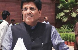Public and NBFCs commits investment of Rs 3.82 lakh crore for 76,352 MW Capacity – Piyush Goyal
