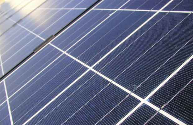 Risen Energy 117 MW Mexico Solar Park