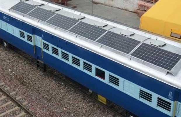 Rooftop Solar Coaches to soon run in Jodhpur