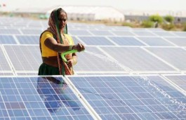 SECI's latest tender for solar plants in Uttar Pradesh find bidders at Rs. 4.43 per kwH