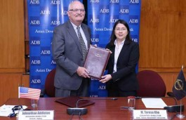 USAID, ADB signs MoU to develop solar parks across India