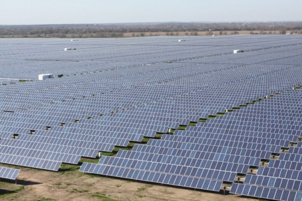 largest solar Power