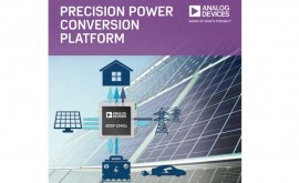 Analog Devices introduces ADSP-CM41x series of mixed-signal control processors to lower solar energy cost