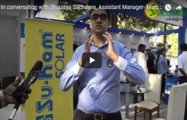 In conversation with Shourrya Sachdeva, Assistant Manager- Marcom, Su-Kam