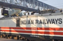 Indian Railways to be Transformed Into 'Green Railways'