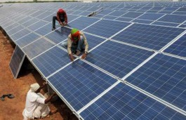 Indo National commissions 4.60 MWp solar power plant at Polepally Village, Telangana