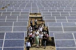 Govt. upbeats Solar Power Generation to 48GW by 2019