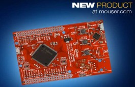 Mouser is now stocking Infineon XMC4700 Relax series kits